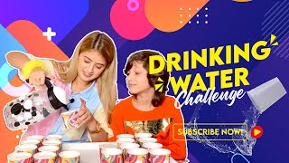 Drinking Water Challenge | Arishfa Khan