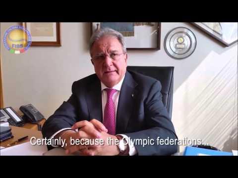 Interview with Riccardo Fraccari - president of the World Baseball Softball Confederation