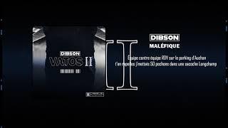 Dibson - Maléfique (Lyrics vidéo)