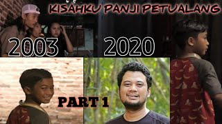 MASUK KEMASA PANJI KECIL | SHORT MOVIE PART 1