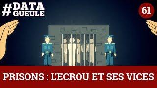 Prisons : l'écrou et ses vices #DATAGUEULE 61
