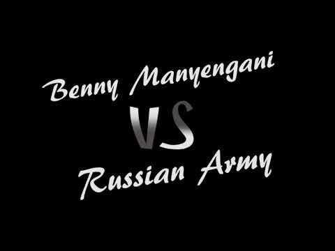 Benny Mayengani VS Russian Army