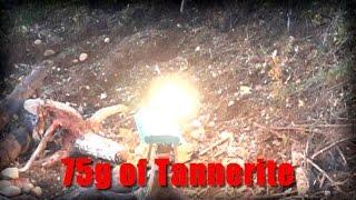 Small Tannerite Explosions are Amazing in Slowmo
