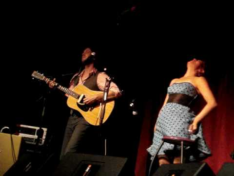 Jill Barber - Oh My My (Live)