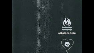 ALKALINE TRIO/HOT WATER MUSIC split ep