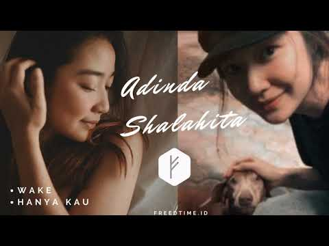 ACOUSTIC COVER by ADINDA SHALAHITA -  WAKE , HANYA KAU