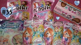 #35 BLIND BAG: Apriamo WINX Magico Lipstick, Princesses & Pets, ovetti LOL e GLIMMIES Polaris!!