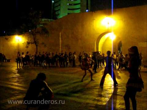 Caribbean music and rhythms of Colombia in Cartagena