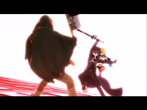 Rescuing Philia + Showdown with PoH - Sword Art Online: Re: Hollow Fragment