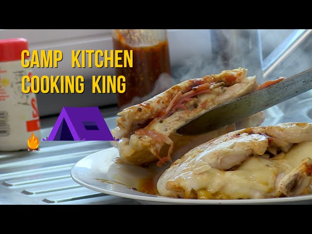 Camp Kitchen Cooking King - Inside Out Parma