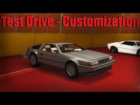 Gta 5 Online   Deluxo - Test Drive And Customization - Doomsday Heist Dlc