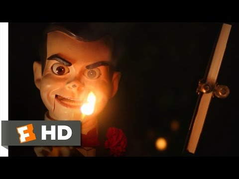 Goosebumps (3/10) Movie CLIP - Unhappy...
