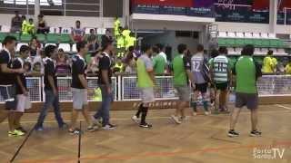 Apresentação Sporting Clube do Porto Santo Época 2014/2015