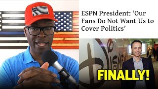 ESPN Says Fans DO NOT Want Politics Mixed With Sports!