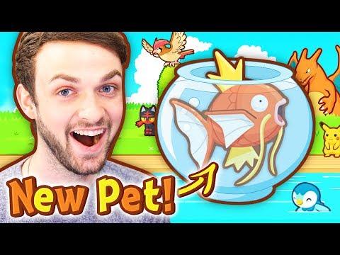 I GOT A BRAND NEW PET!