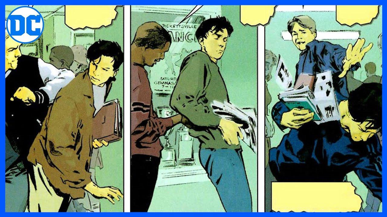 [DC코믹스 슈퍼맨 외전] 만화 속 슈퍼맨과 이름이 똑같아서 놀림 받는 소년- 슈퍼맨: 시크릿 아이덴티티