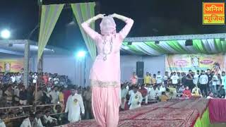 Chundri jaipur se mangwa de sapna chaudhary hariyadi dj remix anil music point ...