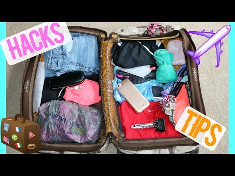15 LIFE CHANGING Summer Travel Hacks + Tips