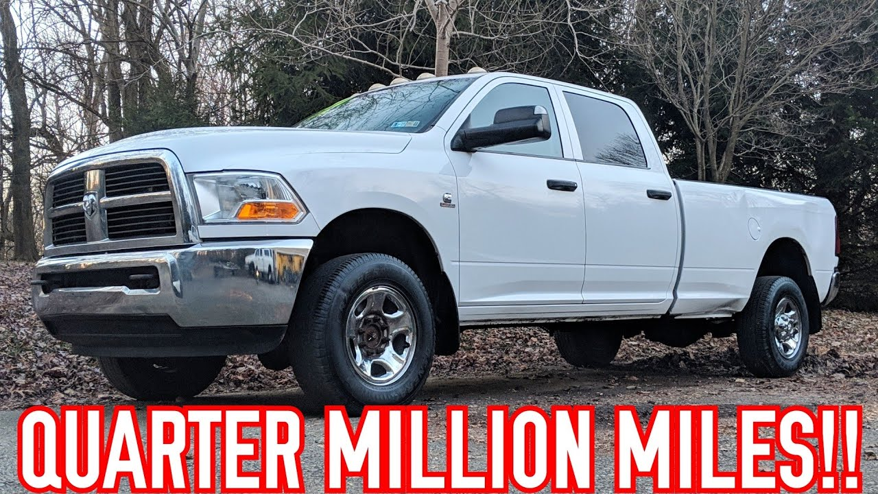 I Bought the Cheapest 4th Gen Cummins on Craigslist    Here's WHY