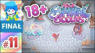 The Spiral Scouts PL #11 - FINAŁ! | To się nazywa plot twist! [2/2]