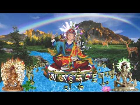 Great mantra Guru Rinpoche & The Prayer to Guru Rinpoche