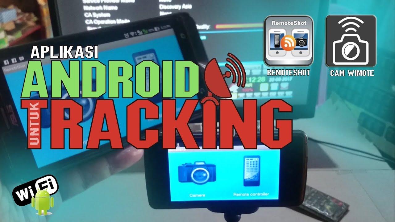 Aplikasi Android Untuk Tracking Parabola Tanpa Tv Youtube