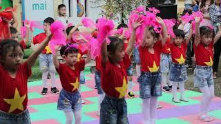 Việt Nam Ơi - Các Bé Trường Mầm Non Hà Lĩnh (20-11-2019)
