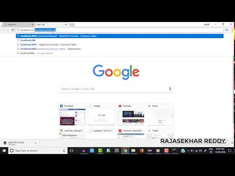 How To Download And Install Glass Fish Server | Creating Domain In GlassFish Server