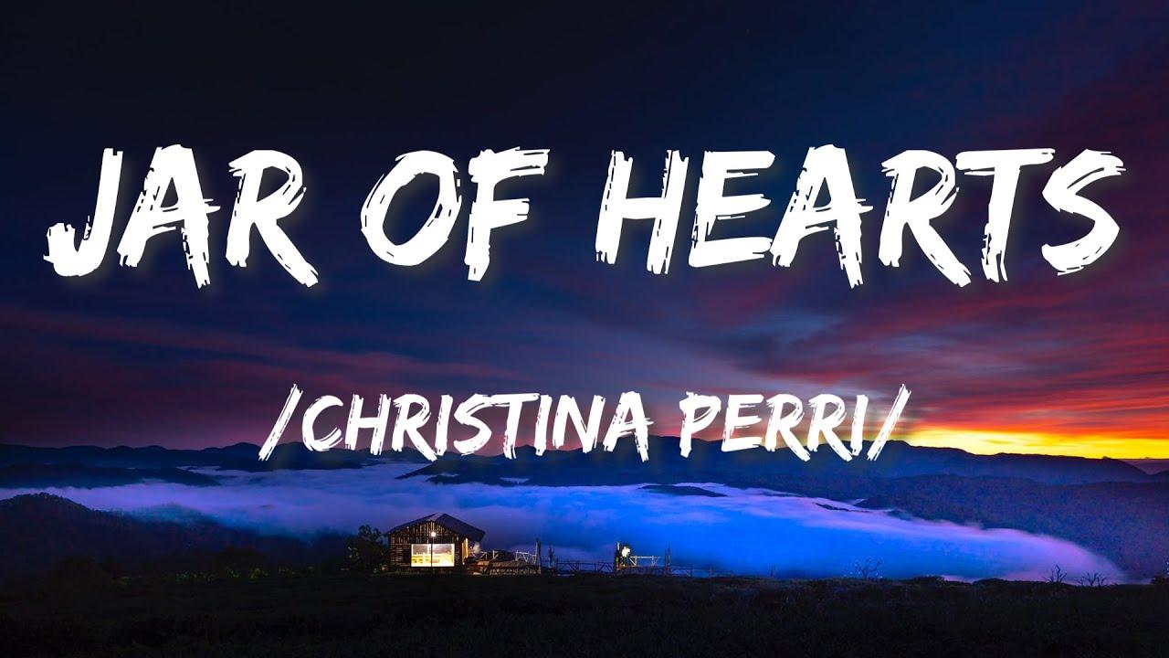 Jar Of Hearts - Christina Perri (Lyrics)