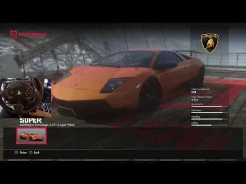 Drive Club GoPro Road to Hennessy -  Lamborghini Icons DLC!