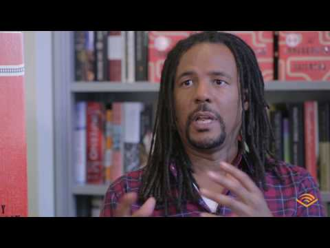 "Conversation with Colson Whitehead, author of ""The Underground Railroad"""