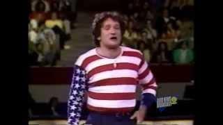Video Robin Williams as the America Flag download MP3, 3GP, MP4, WEBM, AVI, FLV Agustus 2018