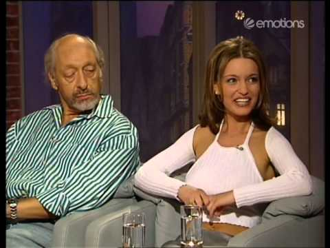 Sylvia Agnes Muc   Die Harald Schmidt Show 1999   Nippel