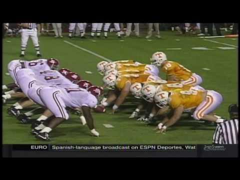 1994 #10 Alabama vs. Tennessee (HD)