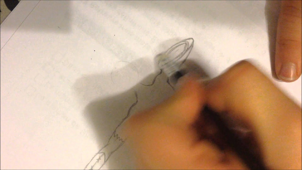 Apprendre dessiner un elfe archer masculin youtube - Dessiner un elfe ...