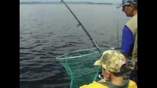 О рыбалке всерьез. Троллинг на мелководье
