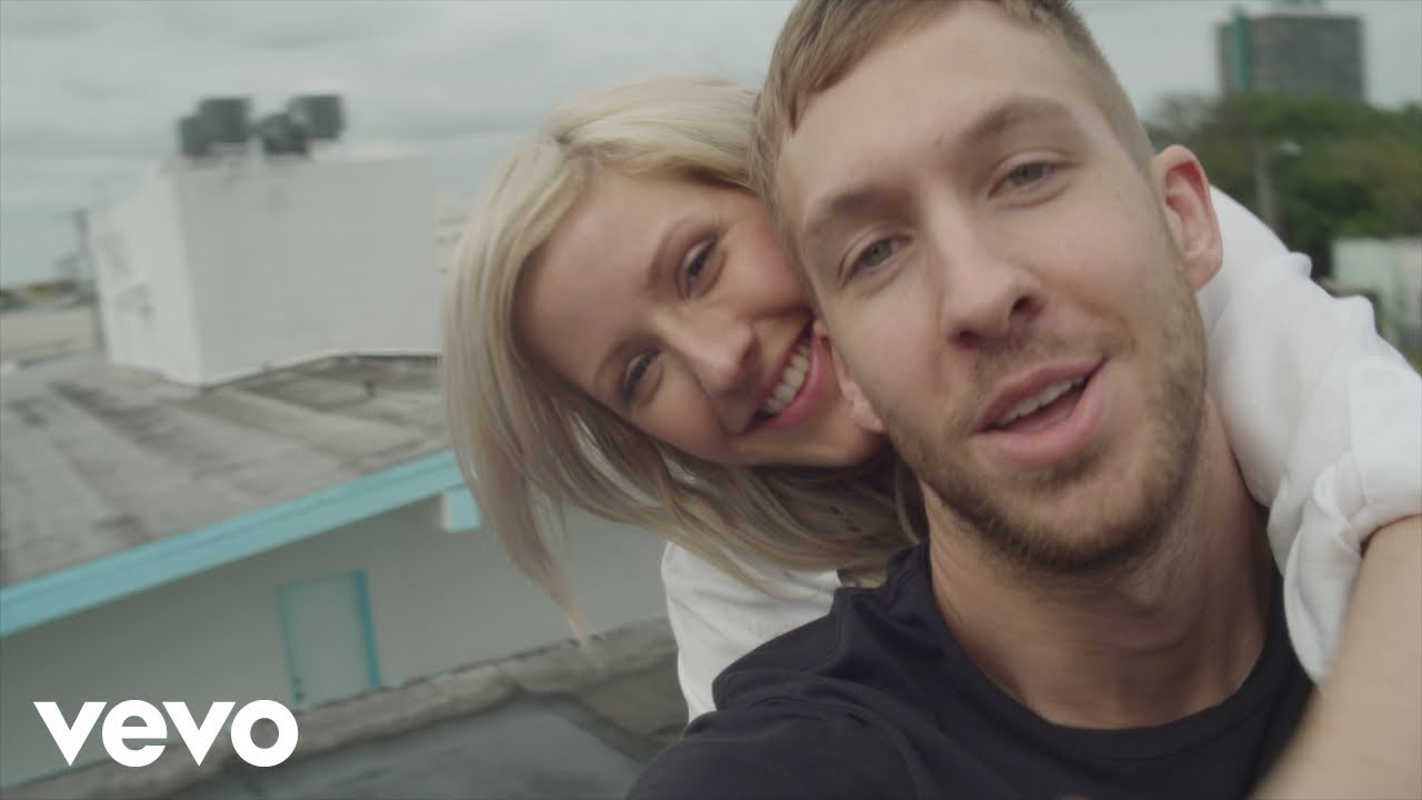 Скачать mp3 outside calvin harris ellie goulding