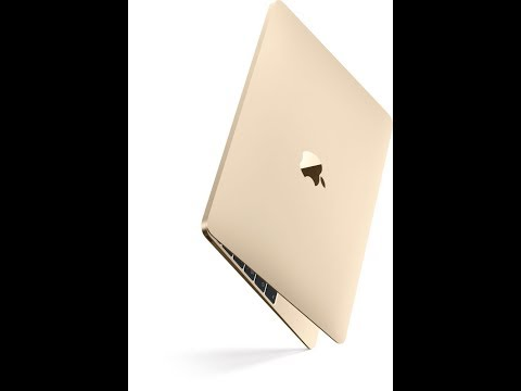 Обзор Macbook 12'' 1.2GHz 256GB Gold