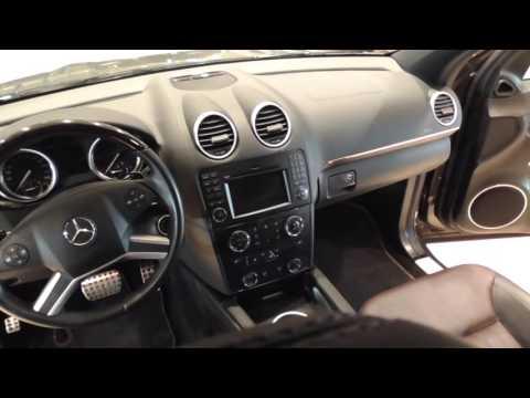 Mercedes Benz GL klasse I X164 Рестайлинг 2012