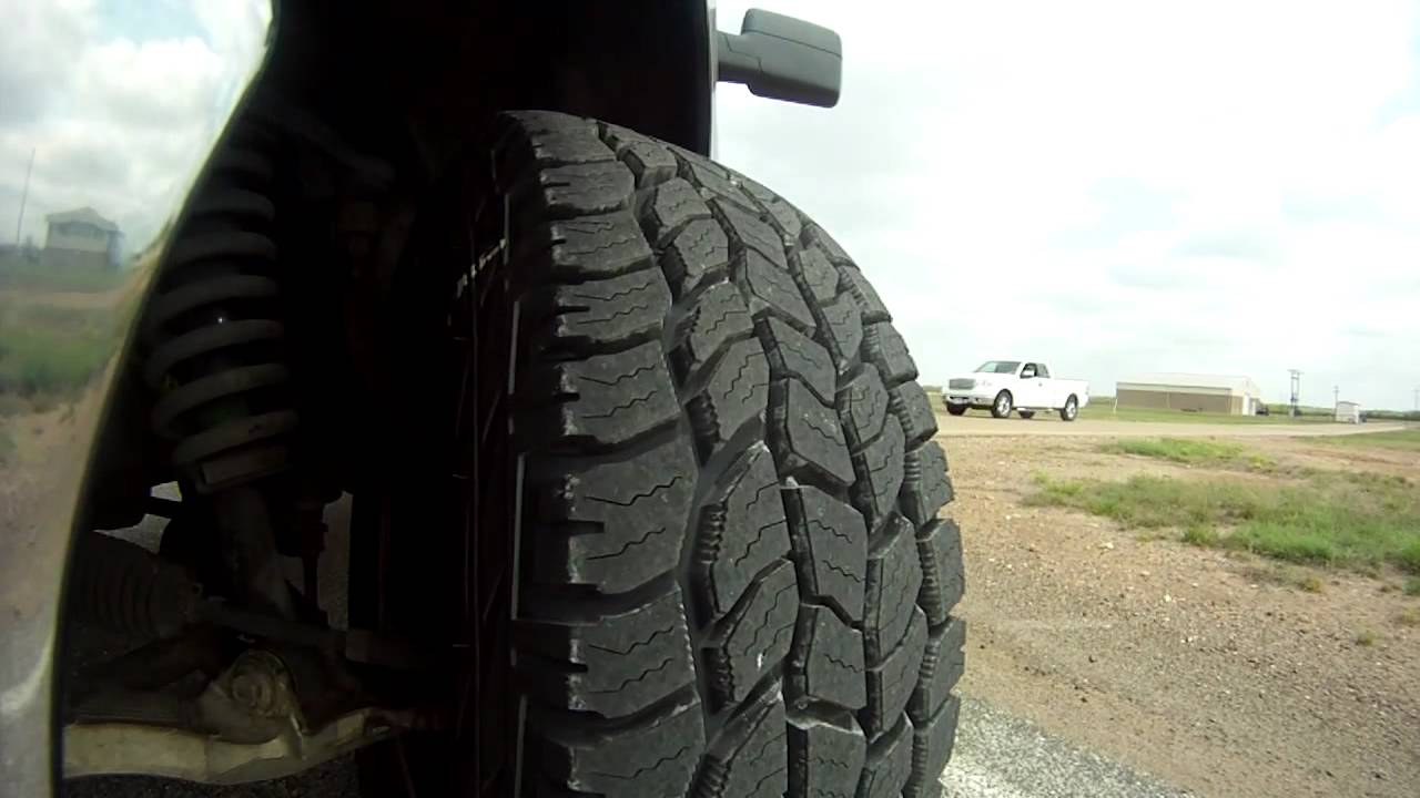 All Terrain Tires >> Cooper Discoverer A/T³™ - Design Overview - YouTube