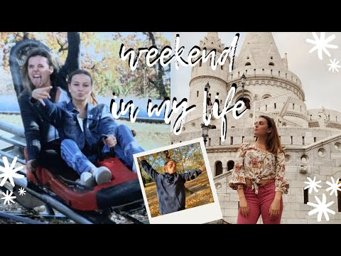A random weekend in Hungary | STUDY ABROAD CHRONICLES EP. 9