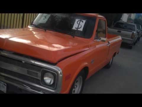 Camioneta Clasica Chevy 1971