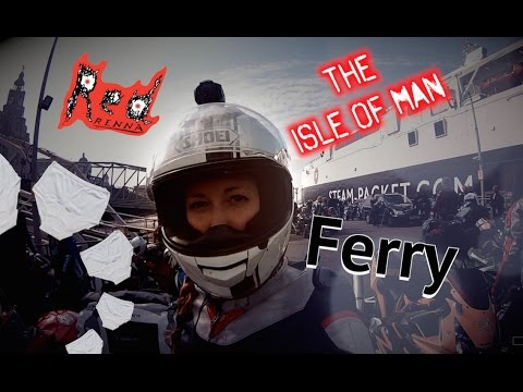 What Is The Isle Of Man Steam Packet Ferry Like?