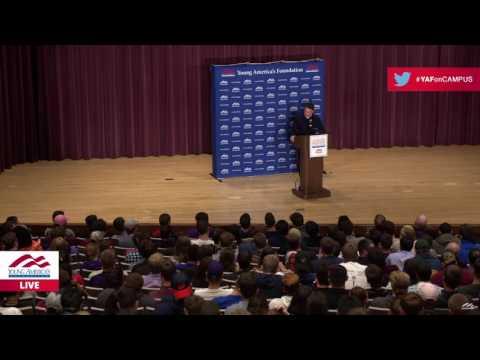 Leftist Student Destroyed By Ben Shapiro @Northwestern University 05-24-2017
