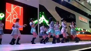 Video JKT48 Team KIII - Refrain Penuh Harapan Live Honda IIMS 2018 download MP3, 3GP, MP4, WEBM, AVI, FLV Juli 2018