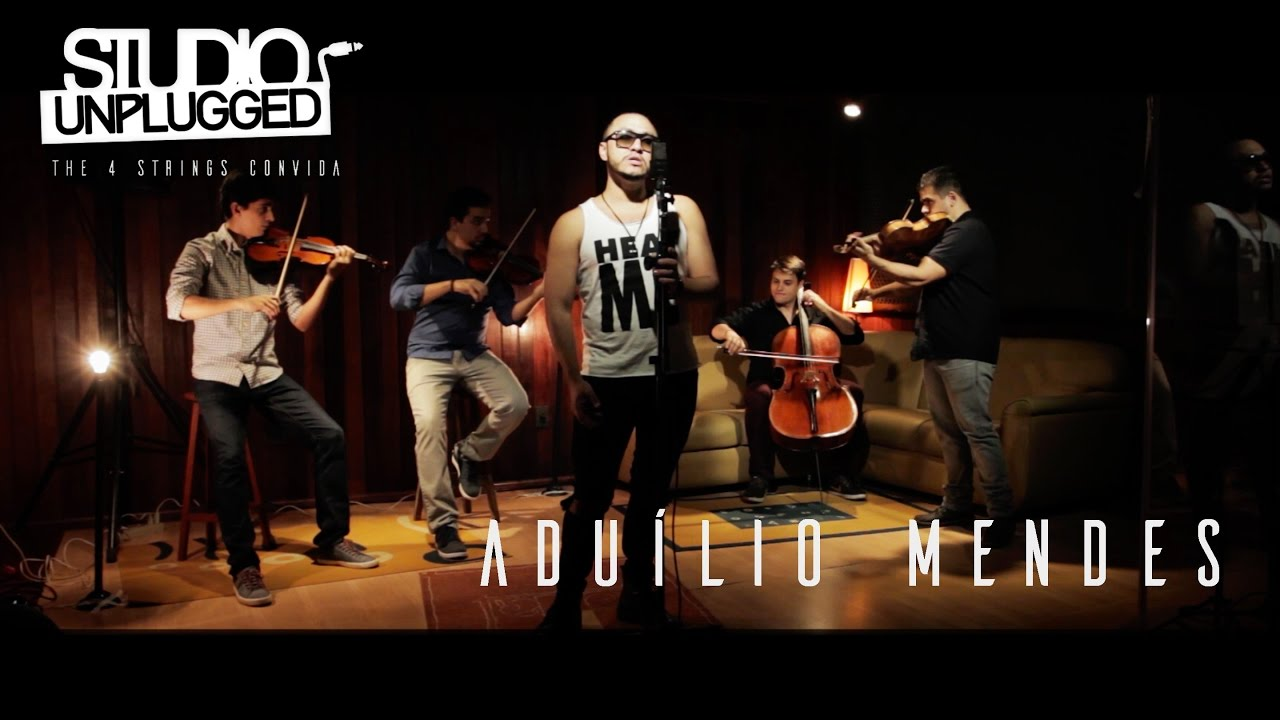 Carta Branca - Aduílio Mendes & The 4 Strings (Studio Unplugged)