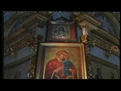Сюжет об иконе Божией матери Толгская