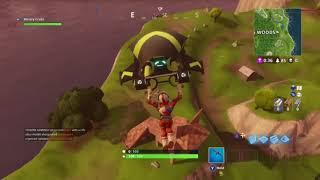 New Battle pass Challenge! Fox Crab Llama! (Fortnite Battle royale)
