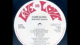 Gregory Isaacs - Come Along (Full Album)