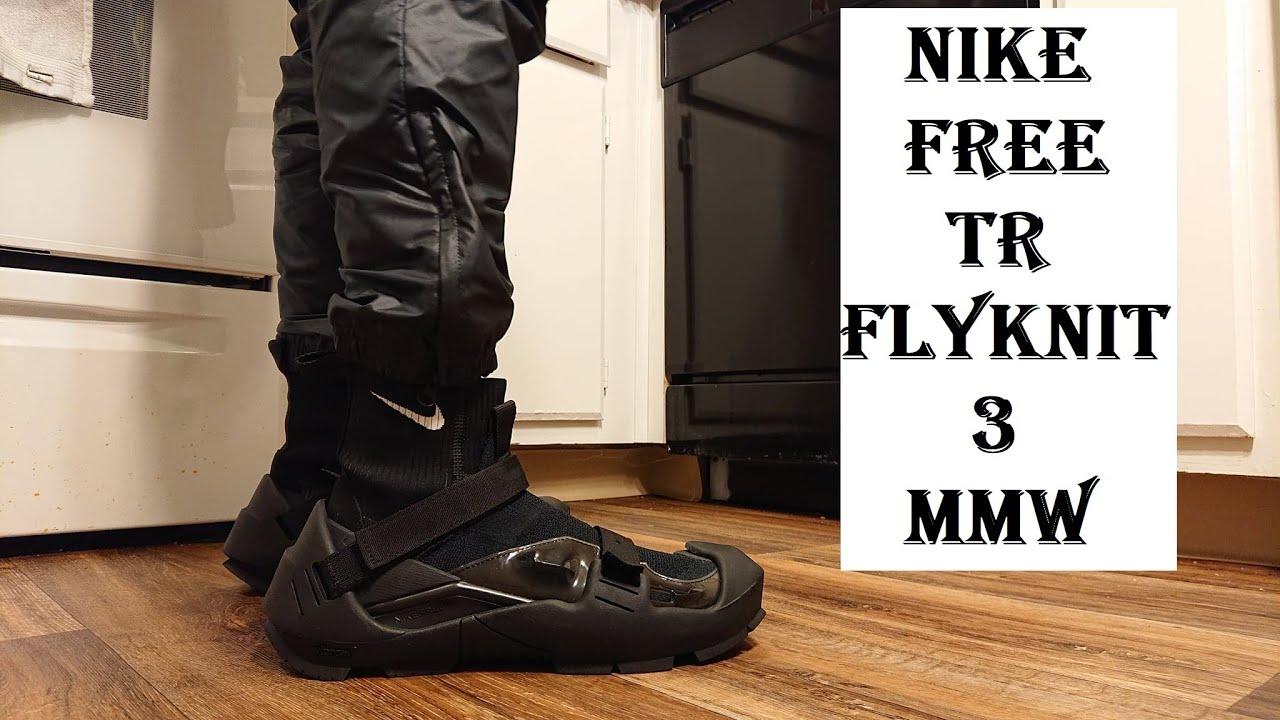 nike mmw free tr flyknit 3